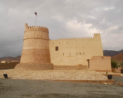 Well restored fort