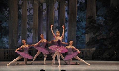 \MOSCOW FESTIVAL BALLET: SLEEPING BEAUTY