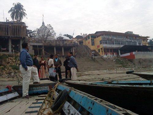 Sukreswar Temple Ghat