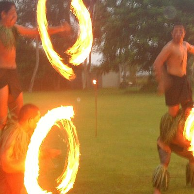 Awesome firedance