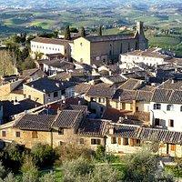 San Gimignano - Itália - Abril/2013 - Foto Sayuri Murakami.