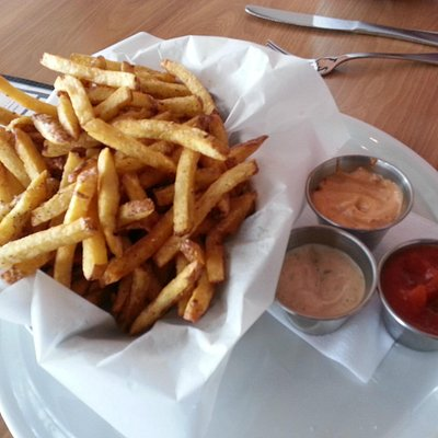 French Fries Done Right!