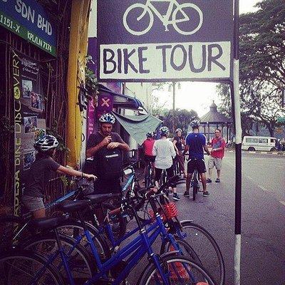 All Set Bike Tour