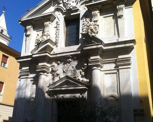 Chiesa dei Greci Uniti a Livorno