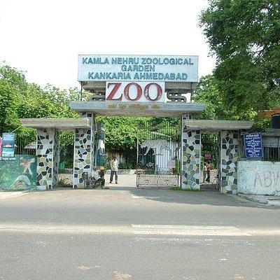 Kamla nehru zoo