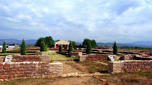 Ruins of Mediana.