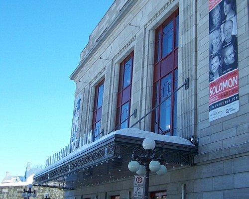 Palais Montcalm, Maison de la musique, Place d'Youville, Québec