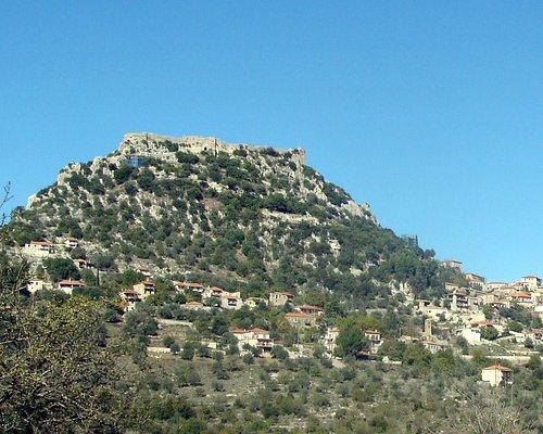 Karitena castle