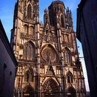La cathédrale Saint Étienne Toul