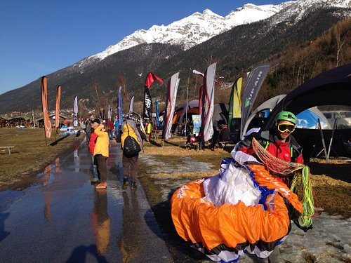 Overview during Stubai-Cup of 2014.