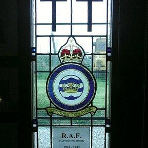 Museum Chaple window.
