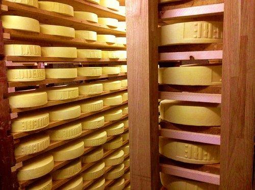 Fromage alpage - La louère Mase