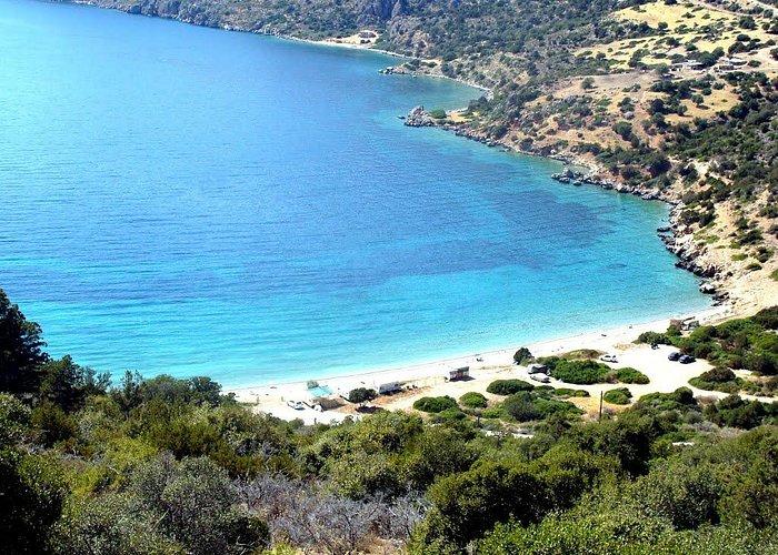 St. Vasilios beach - Galaxidi Fokida