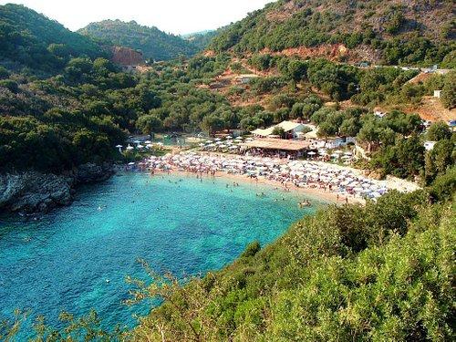 Mikri Ammos beach - Thesprotia