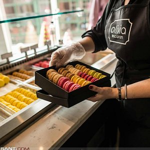 Authentic French Macarons in the Heart of Georgetown