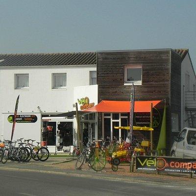 Bienvenue chez Vélo & Company