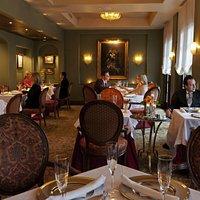Ristorante Cavour Dining Room