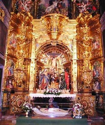 capilla de la buena muerte