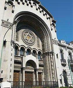 Synagogue on Libertad Street