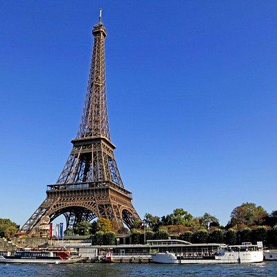 Vedettes de paris : croisière d'1 heure au pied de la Tour Eiffel
