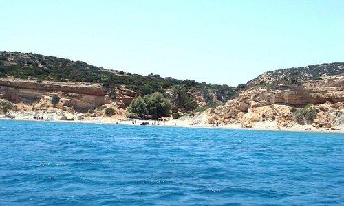 Nero beach - Kato Koufonisi