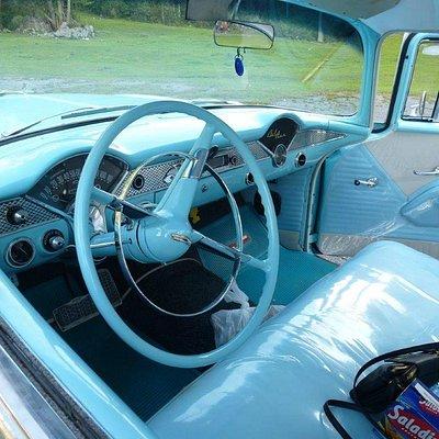 Restored Chevy