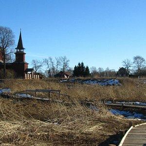 Церковь Иоанна Богослова на реке Ишне (Ростов)