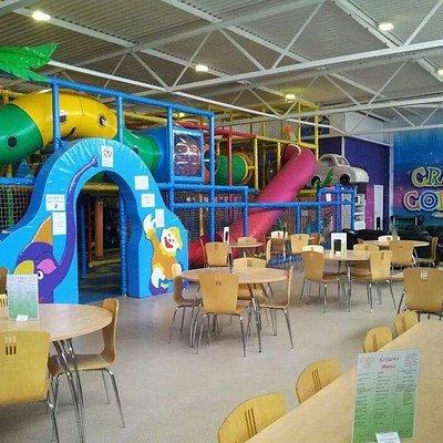 crazy corner Adventure play centre
