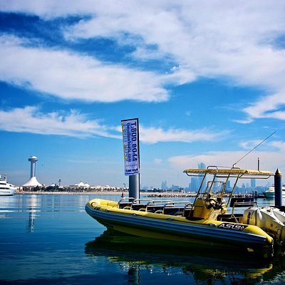 The Yellow Boats - Abu Dhabi Sightseeing Tours