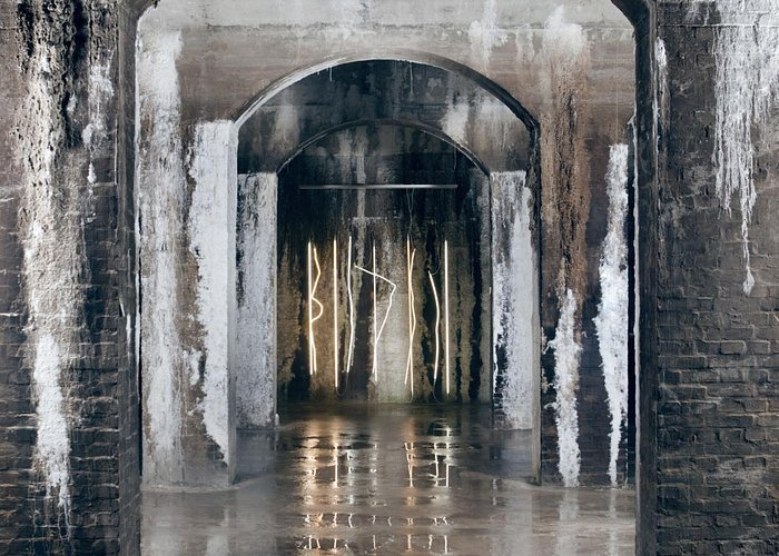 Cisternerne i Søndermarken. Foto Johan Rosenmunthe