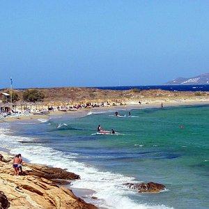 New Golden beach - Paros