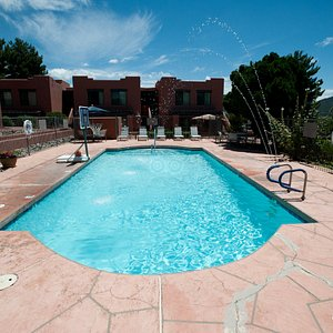 The Bunkhouse Pool at the Premiere Vacation Club at Bell Rock
