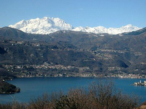 Monte Rosa e Lago d'Orta