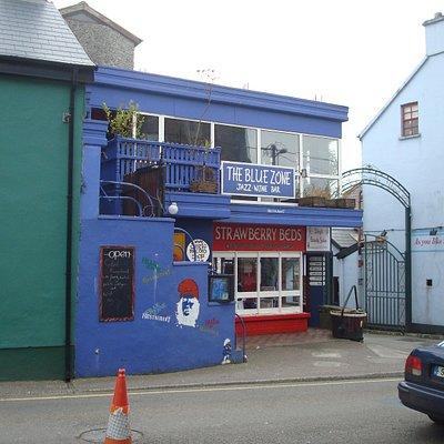 the Blue Zone, Dingle
