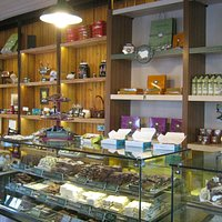 Ovejitas de la Patagonia-Excelente Chocolateria