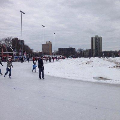 The last skate of the season - 12 Mar 14