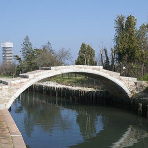 Bridge on Torcello