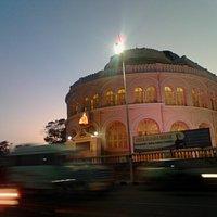 vivekananda house-Muralitharan photo