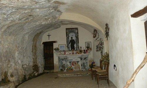 Interno Eremo San Bartolomeo