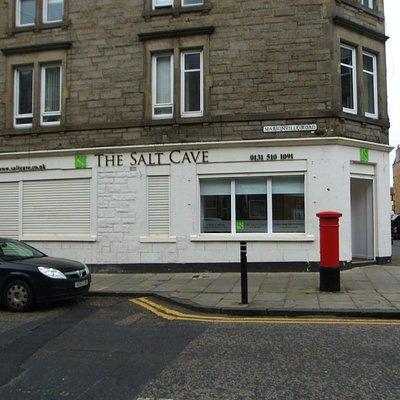 The Salt Cave, 33/35 Marionville Road, Edinburgh.