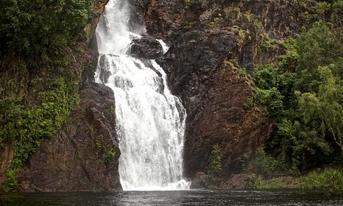 Litchfield National Park - One of the many waterfalls