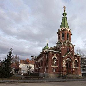 St. Nikolaos Cathedral 15.03.2014 Made by Jordan NUSHO Georgiev