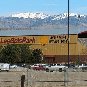 Les Boise Park, Garden City