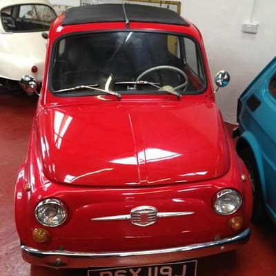 Excellent condition original style Fiat 500