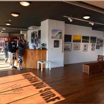 Galeries art surf