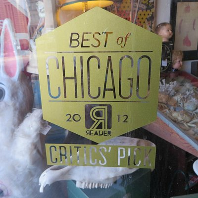 Voted Best of Chicago in 2012.