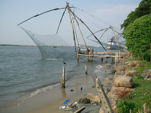 chinese fishnet