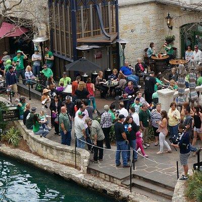 Waxy O'Connors Irish Pub - St. Patrick's Day weekend