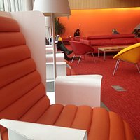 Campus Center sitting room