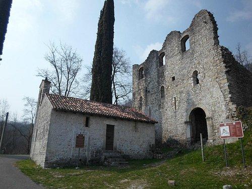Il castello di Maniago